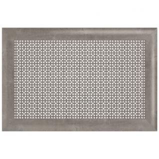 Декоративный экран с коробом Квартэк Эфес 620*700*160(200) мм (металлик)-6769182