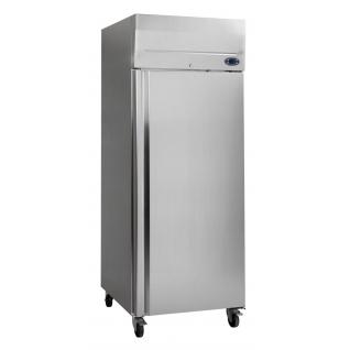 TEFCOLD Шкаф холодильный с глухой дверью TEFCOLD RK710 нержавеющий-9188094