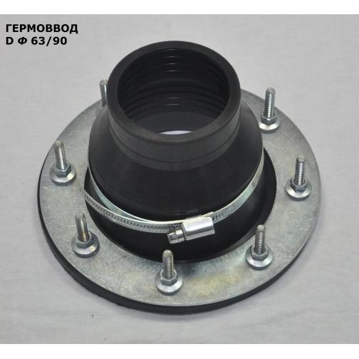 Гермоввод Ф 63/90 (к2)-4998888