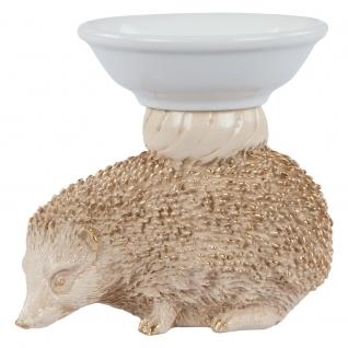 Подставка под бижутерию «Ёжик»(сувенир) (Антик слоновая кость)