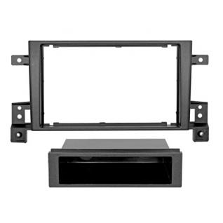 Переходная рамка Intro RSZ-N01 для Suzuki Grand Vitara 05+ 2/1DIN Intro-834824