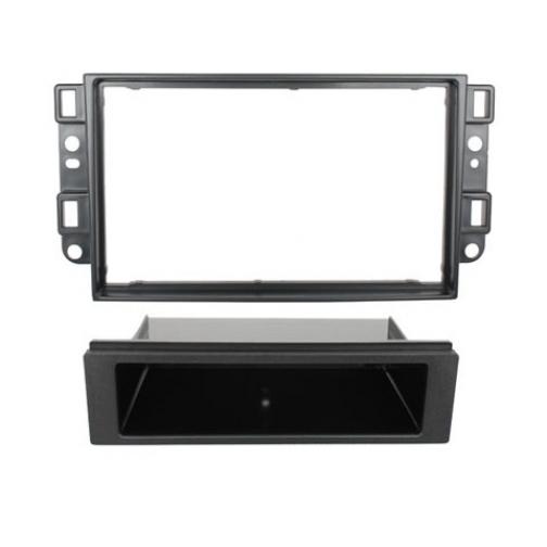 Переходная рамка Intro RCV-N01 для Chevrolet Aveo 05+, Epica 06+, Captiva 06+ 2/1DIN Intro-835046