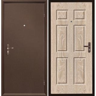 Дверь металлическая Valberg Б3 МАСТЕР 2050/950/70 R/L