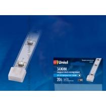 Uniel UCC-L08 WHITE 020 POLYBAG