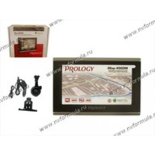 Навигатор GPS PROLOGY iMAP-4000M/iMAP-4020M диагональ 109мм Навител-429936
