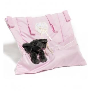 Карман Italbaby Карман для пижамы и белья Mon Coeur розовый