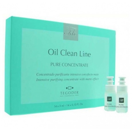 Tegoder Pure Concentrate - Гель для проблемной кожи-4942015