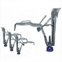 Комплект стальных ножек для ванн KALDEWEI QINGDAO мод 5030 (для стальных ванн 140-180 см)