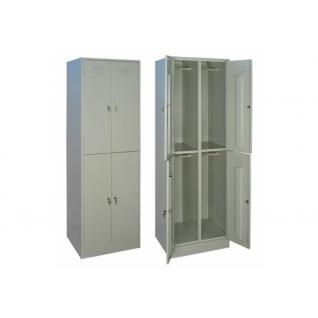Шкаф металлический для одежды ШРМ-24-1305580