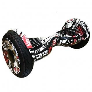 Гироскутер Smart Balance Wheel NEW 10.5 дюймов. Внедорожник Пират-6433488