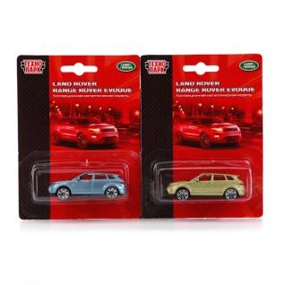 """Машина """"Технопарк"""" Металл. Land Rover Range Rover Evoque 7,5см На Блистере (Русс. Уп.)-37797076"""