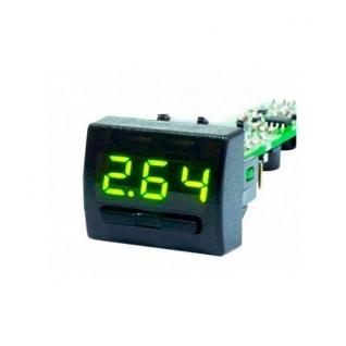 Бортовой компьютер Multitronics UX-7 (зеленый) Multitronics-6827035