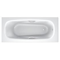 Стальная ванна BLB Universal B50H handles