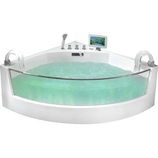 Акриловая ванна Gemy G9080 O