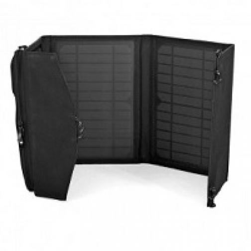 Портативное ЗУ со встроенной солнечной батареей Proline SWL-142U Black-5006042