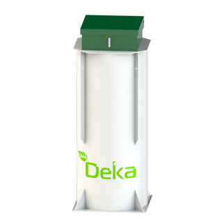 Канализация для дома BioDeka 5 - 1800-452362