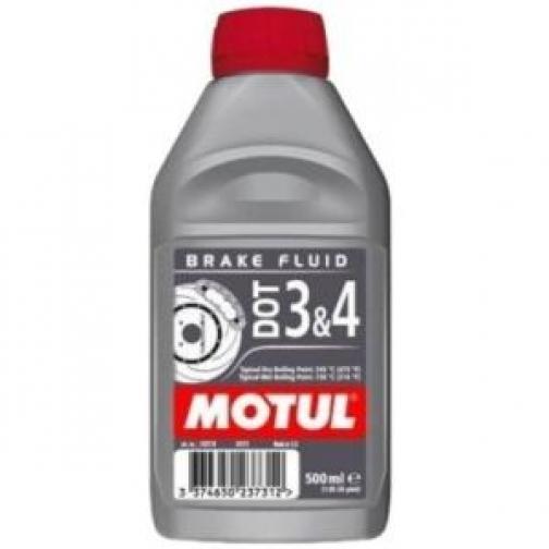 Тормозная жидкость MOTUL DOT 3&4 BF FL 0.5л-5927092