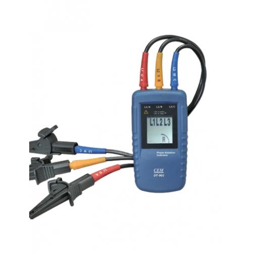 Индикатор порядка чередования фаз CEM DT-901-6766982