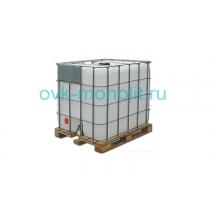 Емкость кубическая (Еврокуб) 1000 литров для чистых жидкостей