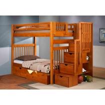 Двухъярусная кровать Артек
