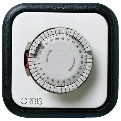 Встроенный таймер суточный ORBIS ILUMATIC D 348 шаг 30мин-6453508