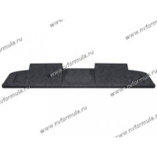 Полка акустическая 2101-07 с подиумом под акустику 6х9 МДФ 16мм-9060435