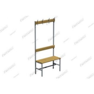 Скамейка для раздевалок Феррум 03.513-398036