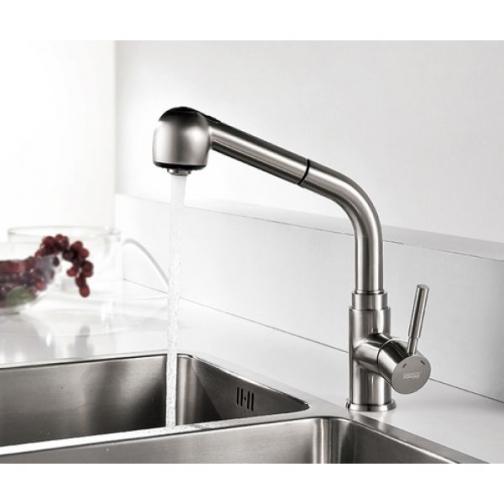 Смеситель WasserKRAFT Wern 4266 для кухни 9514-01 6075483 2