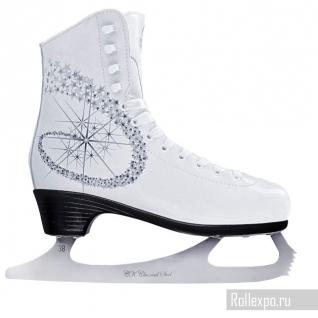 Фигурные коньки СК (Спортивная коллекция) Princess Kid Leather (подростковые)