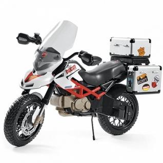 Детский электромотоцикл DUCATI Hypercross (на аккум., звук) Peg Perego-37716102