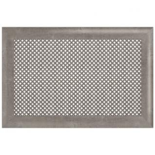 Декоративный экран с коробом Квартэк Глория 620*700*160(200) мм (металлик)-6769187