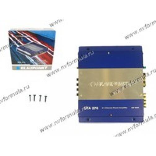 Усилитель BLAUPUNKT GTA-270 2х70Вт/1х200ВтRMS 4 Ом, 2х100ВтRMS 2 Ом-9061185