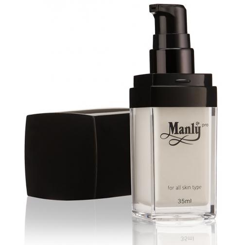 Manly - Сияющий гелевый хайлайтер Manly PRO 01 /жемчужное золото/-2146835