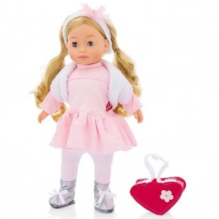 Интерактивная кукла Bambolina - Фигуристка Molly (звук), 40 см Dimian-37708873