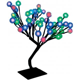 Световая фигура Feron LT020 Дерево, зелено-красный + сине-красный-8235743