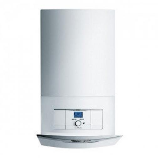 Настенный газовый котёл VAILLANT VU 122/5-5 (H-RU/VE) turboTEC plus, 12 кВт, одноконтурный, закр.-6696874