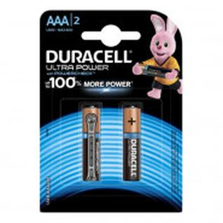 Батарейка DURACELL UltraPower AAA/LR6, 2шт/бл