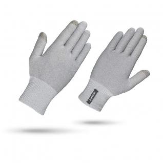 Перчатки GripGrab Merino Liner, серый, M/l