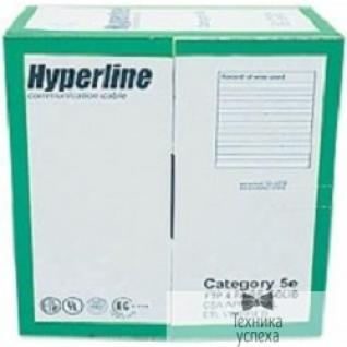 Hyperline Hyperline UTP4-C5E-SOLID-BK-305 Кабель UTP