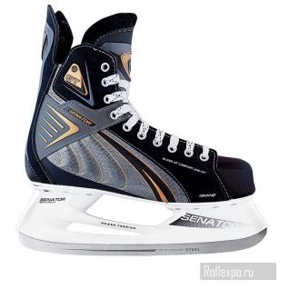 Профессиональные хоккейные коньки СК (Спортивная коллекция) SENATOR Grand GT (подростковые)