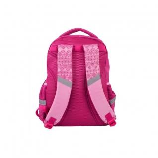 Рюкзак школьный с пикси-дотами (розовый) Gulliver рюкзаки-37897855