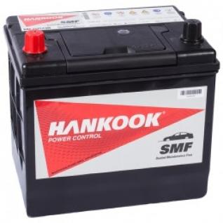 Автомобильный аккумулятор HANKOOK HANKOOK 65L (75D23R) 580А прямая полярность 65 А/ч (232x173x225)