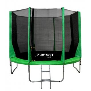 OptiFit Батут OptiFit JUMP 12FT зеленый-454813