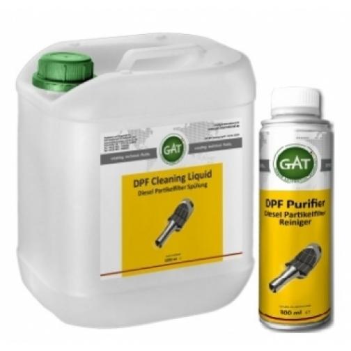 Очиститель сажевого фильтра - GAT DPF Cleaning Liquid-3123466