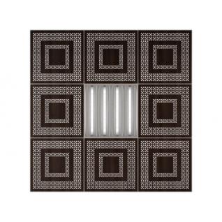 Потолочная плита Presko Цезарь 59.5х59.5