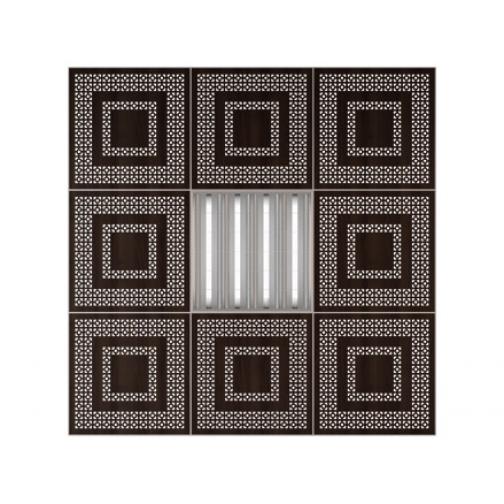 Потолочная плита Presko Цезарь 59.5х59.5-6768511