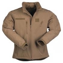 Mil-Tec Куртка Softshell SCU 14, цвет койот