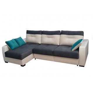 Палермо 9 МДФ Гранд угловой диван-кровать с сектором-5271112