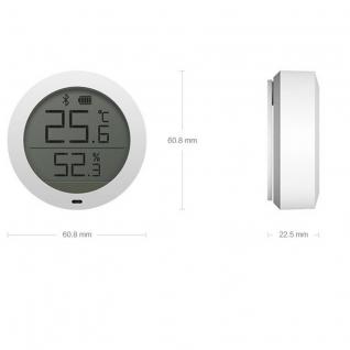 Датчик температуры и влажности Xiaomi MiJia Bluetooth Hydrothermograph LYWSDCGQ-37126386