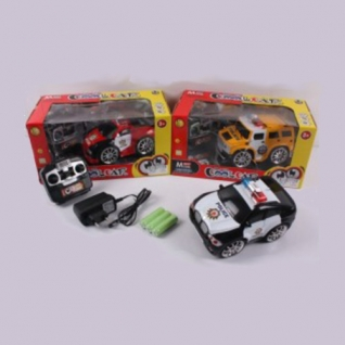 Полицейский джип р/у FullFunk (свет, звук, на аккум.) Shenzhen Toys-37720299